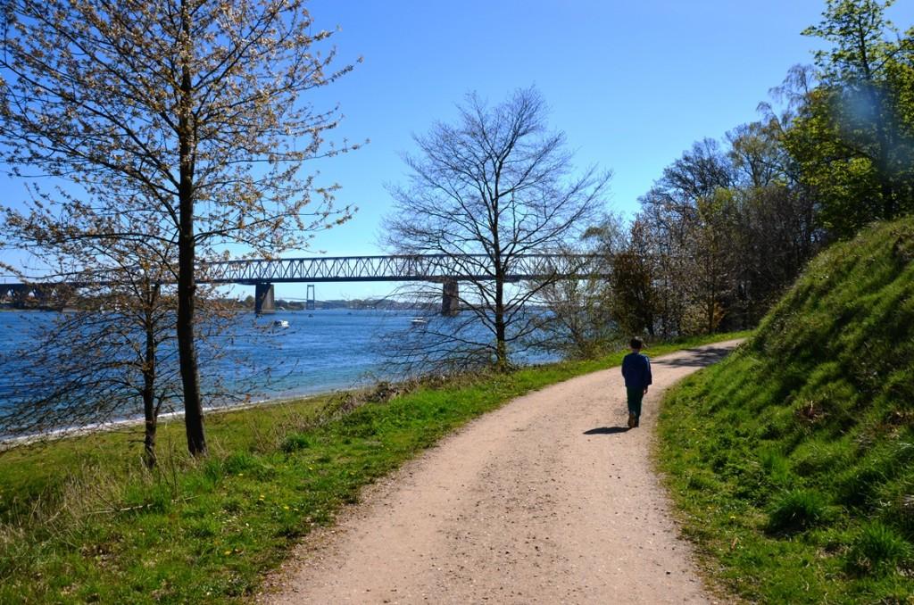 Wandelen op Funen, Denemarken