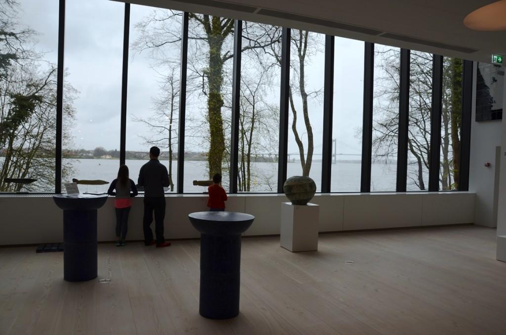 Keramiekmuseum CLAY in Middelfart, Denemarken