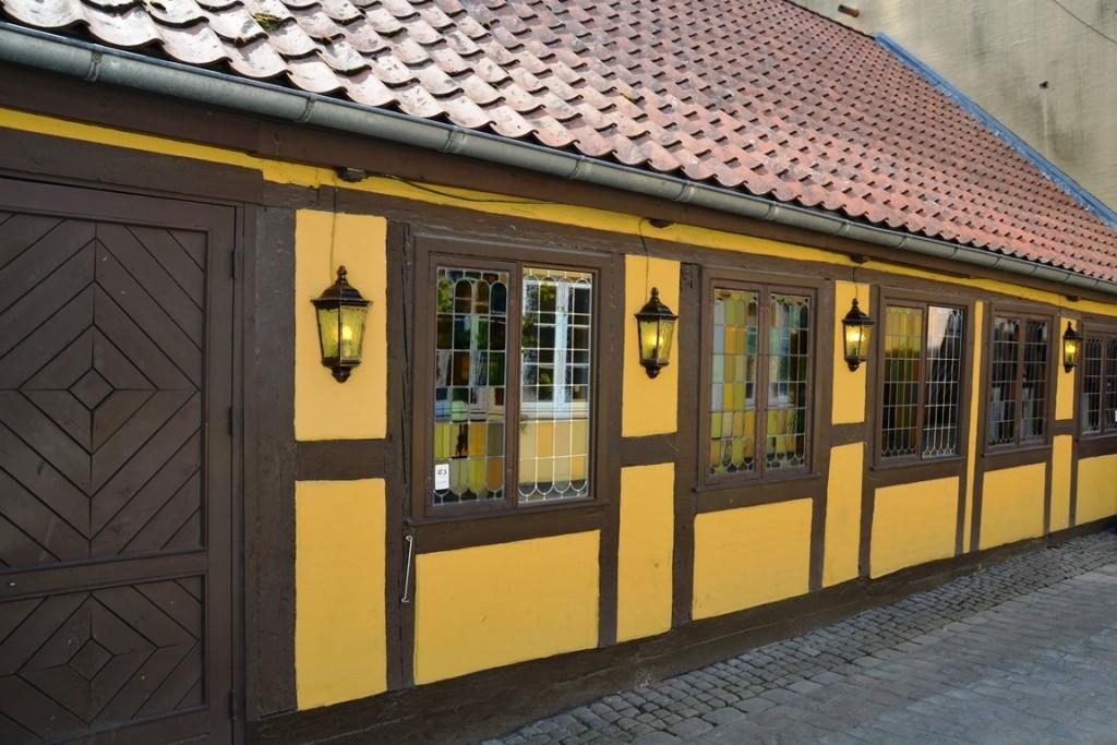 Odense in Denemarken