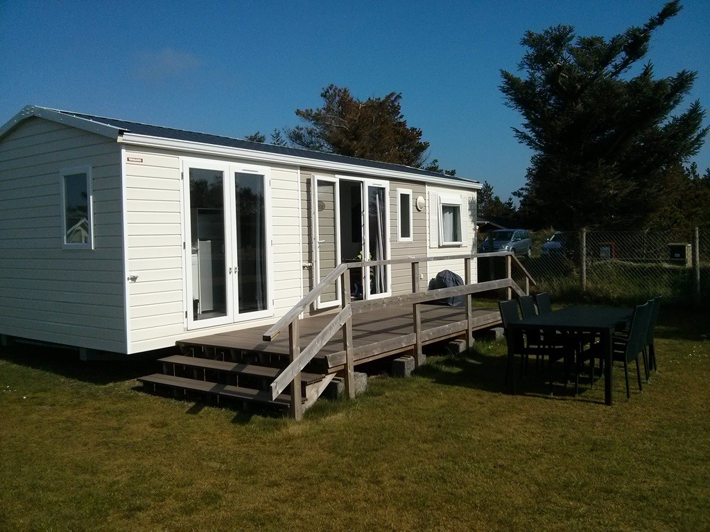 Henne Strand Camping stacaravan