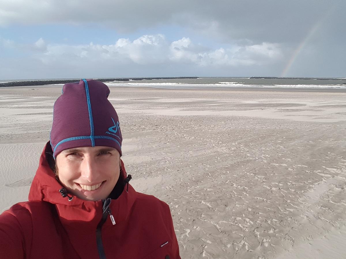 Strand Hvide Sande Denemarken