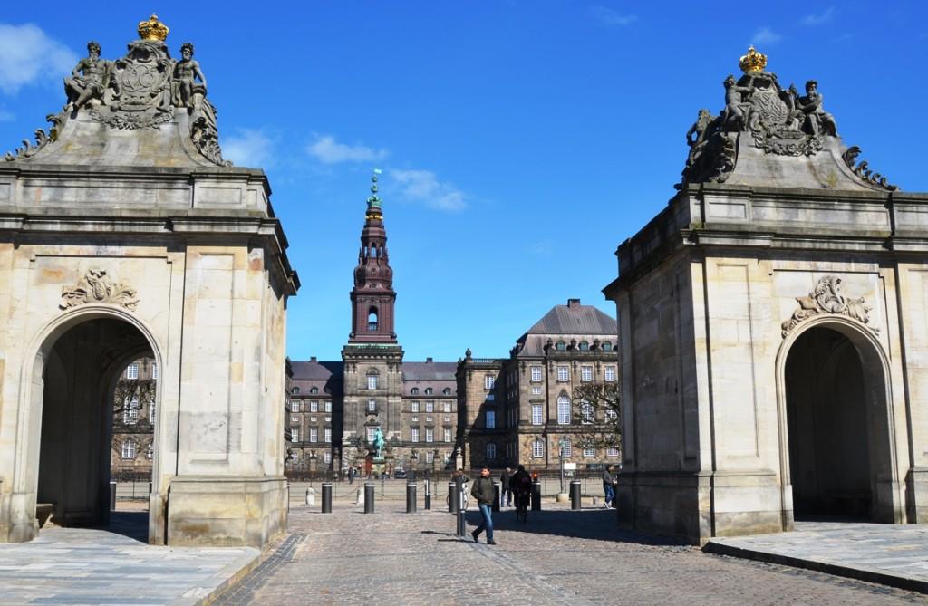 Borgen-tour in Kopenhagen: Christiansborg