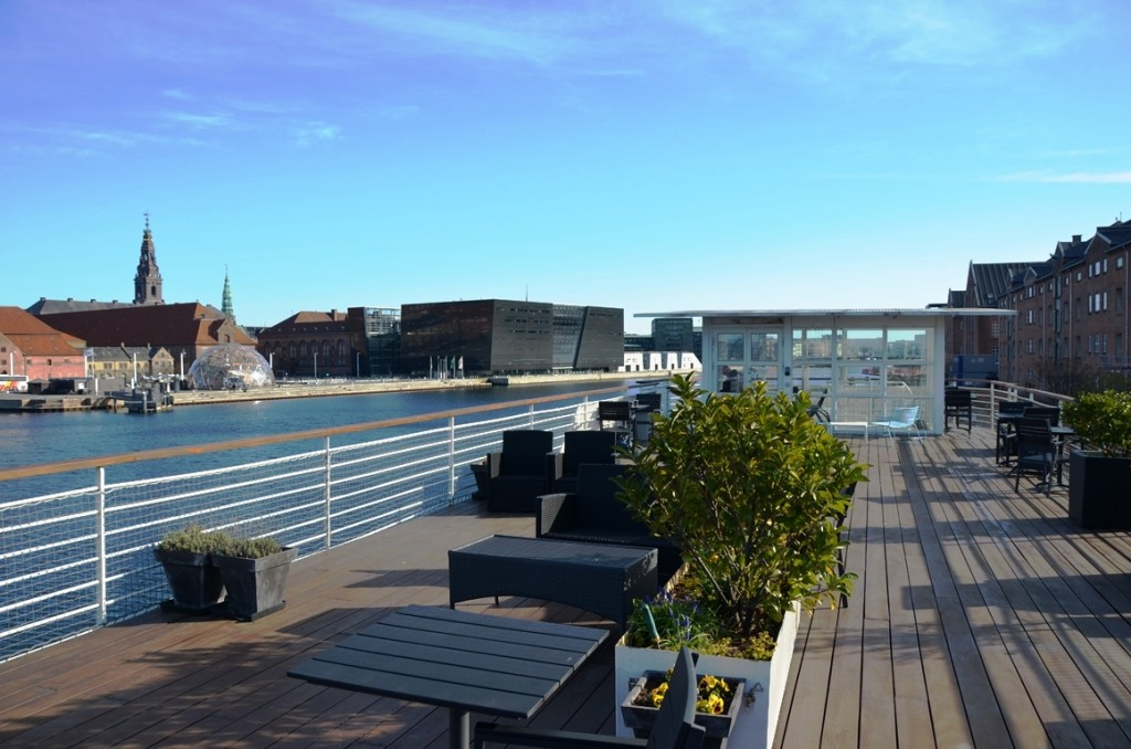 Kopenhagen Hotel CPH Living