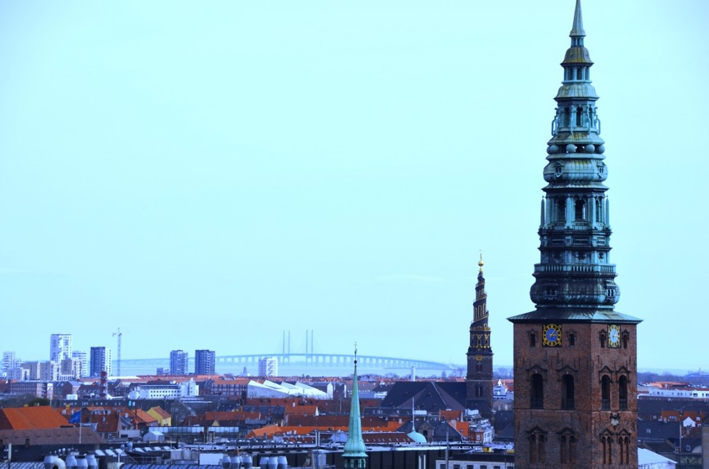 Kopenhagen uitzicht
