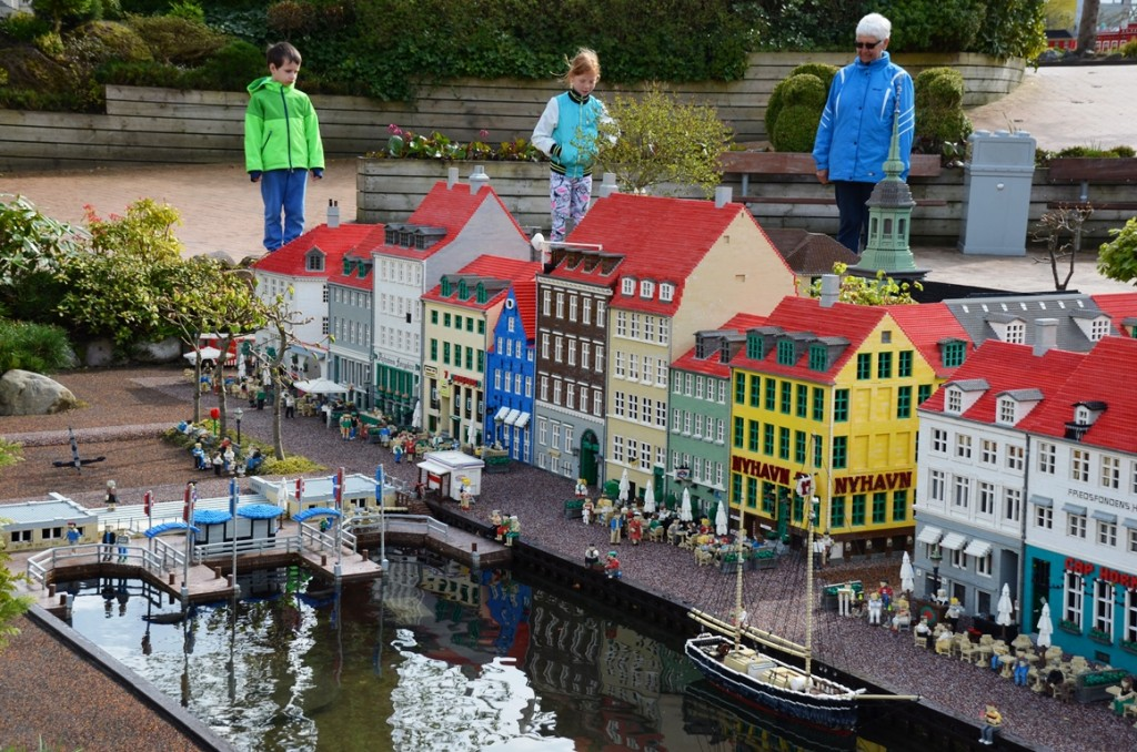 Kopenhagen in Legoland