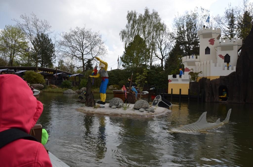 piraten in Legoland