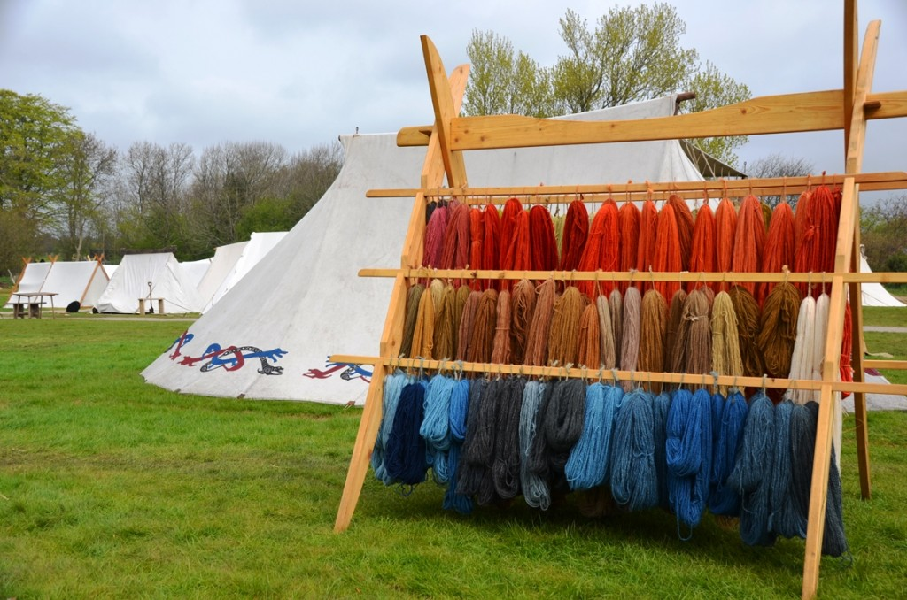 Ribe Vikingecenter vikingmarkt