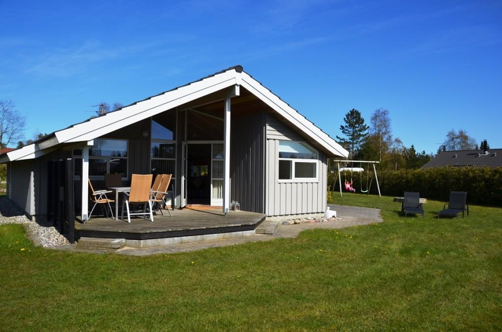 Onze vakantiewoning in Denemarken