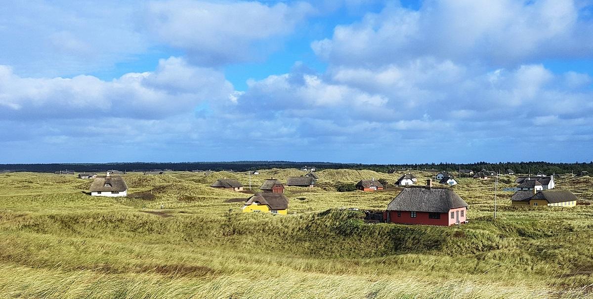 Vederso Klit in Denemarken