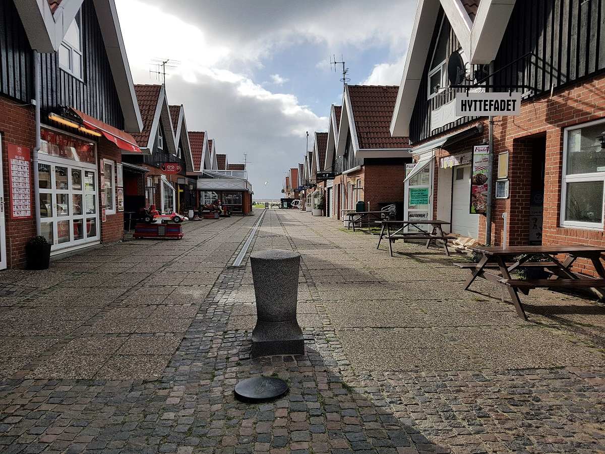Bork Havn in Denemarken