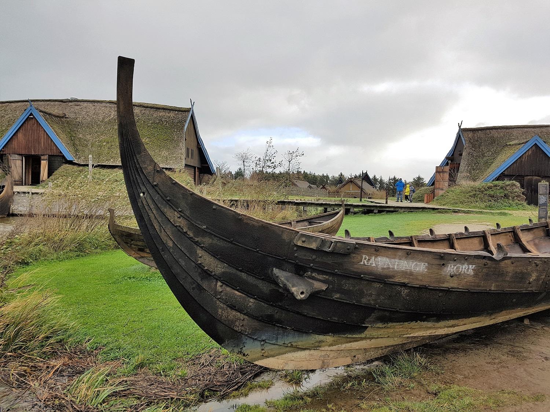 Bork Vikingehavn in Denemarken