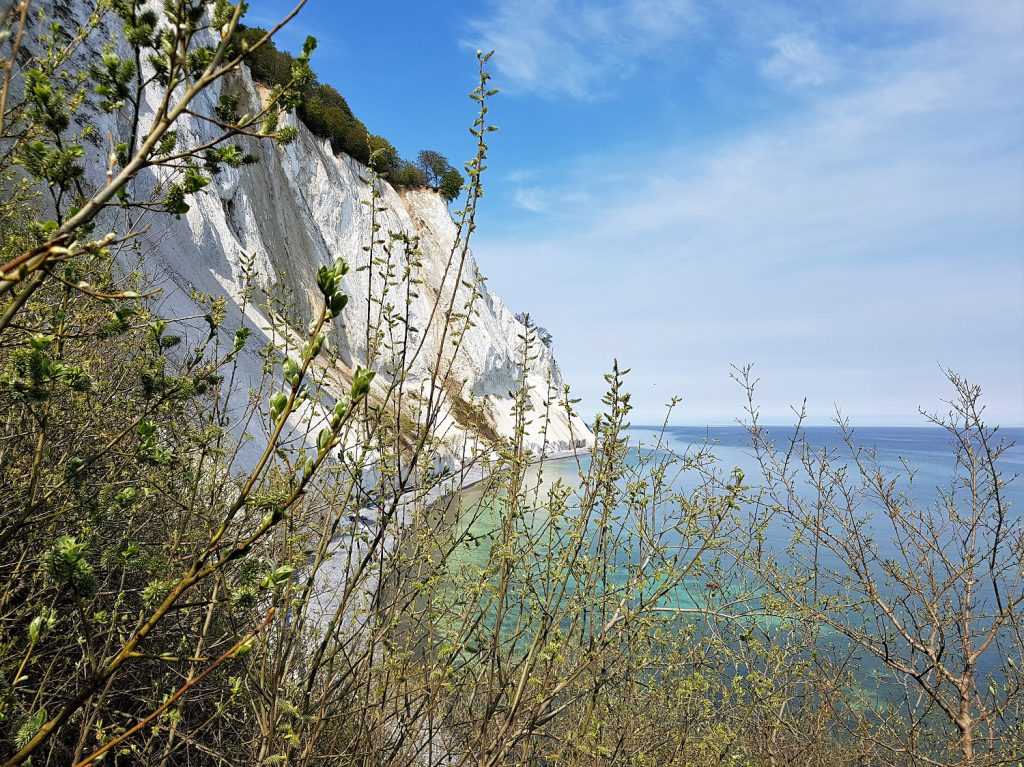 mons klint in denemarken