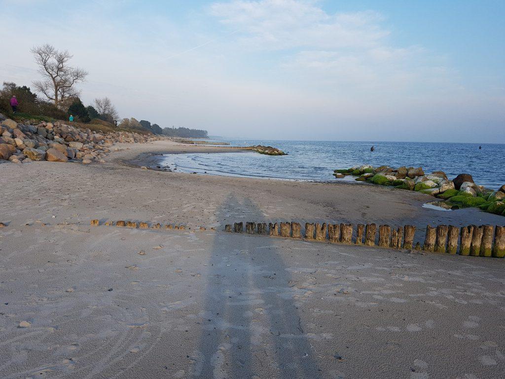 vakantiewoning bij het strand in denemarken
