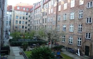 Binnenplaats Kopenhagen