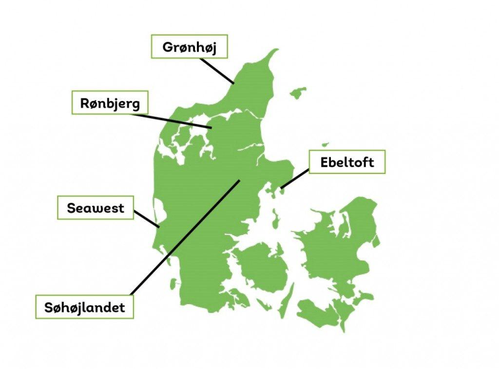 Landal in Denemarken